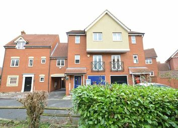 Thumbnail 3 bed town house to rent in Cooke Close, Chafford Hundred, Essex