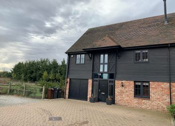 Thumbnail 4 bed semi-detached house to rent in Cyril West Lane, Ditton, Aylesford