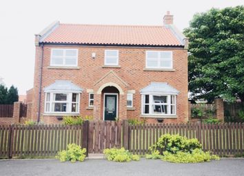 Thumbnail 4 bed detached house for sale in Freebrough Road, Moorsholm, Saltburn-By-The-Sea
