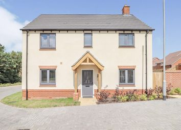 Thumbnail 3 bed detached house for sale in Leigh Woods Place, Silsoe, Bedford