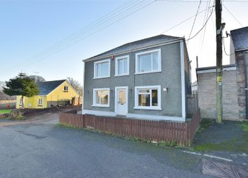 4 bed detached house for sale in West Street, Rosemarket, Milford Haven SA73