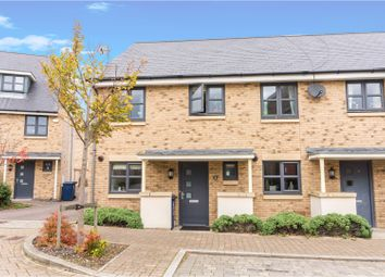 Thumbnail 3 bedroom terraced house for sale in Leveret Way, St. Neots