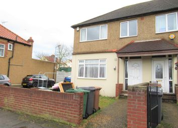 Thumbnail 3 bedroom end terrace house to rent in Sewardstone Road, London