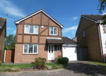 Thumbnail 4 bed detached house for sale in Plum Tree Close, Abbeymead, Gloucester