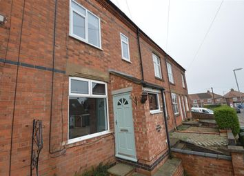 Thumbnail 3 bed terraced house to rent in Princess Street, Narborough, Leicester