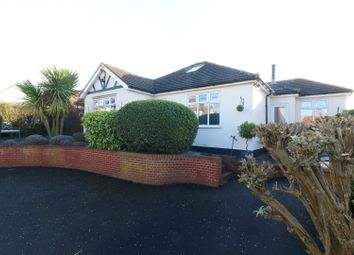 Thumbnail 4 bed detached bungalow for sale in Hare Street Road, Buntingford