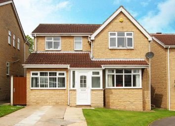Thumbnail 4 bed detached house for sale in Betony Close, Killamarsh, Sheffield, Derbyshire