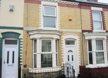 Thumbnail 2 bedroom terraced house to rent in Banner Street, Liverpool
