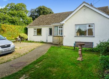 Thumbnail 3 bed bungalow for sale in The Lane, Stamford