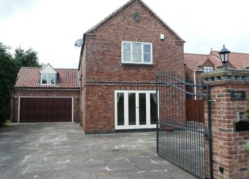 Thumbnail 5 bed detached house to rent in Welbeck Lodge, Cross Lane, Collingham