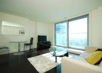 Thumbnail 1 bed flat to rent in Pan Peninsula, Canary Wharf, London