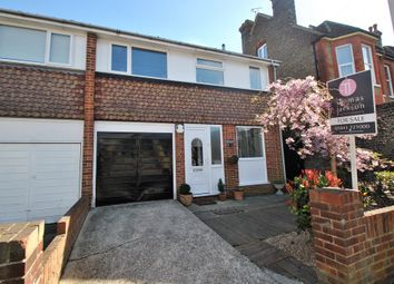 Thumbnail 3 bed semi-detached house for sale in Cannon Road, Ramsgate