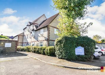 Thumbnail 1 bed flat for sale in Hyde Court, Parkside, Waltham Cross, Hertfordshire