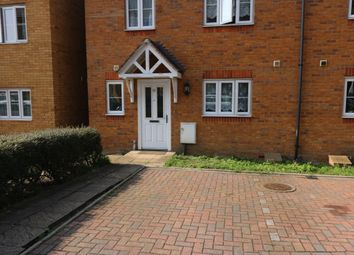 Thumbnail 4 bedroom terraced house to rent in Bushy Close, Romford