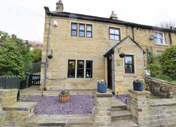 Thumbnail 3 bed cottage for sale in Hillside, Kirkheaton, Huddersfield