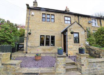 Thumbnail 3 bedroom cottage for sale in Hillside, Kirkheaton, Huddersfield