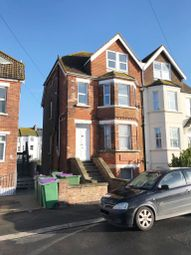 Thumbnail 2 bed maisonette for sale in Upper Maisonette, 21 Radnor Bridge Road, Folkestone, Kent