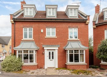 Thumbnail 4 bedroom detached house for sale in Oxford Close, Romford, London