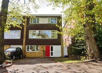 Thumbnail 4 bed town house for sale in Russell Road, Buckhurst Hill