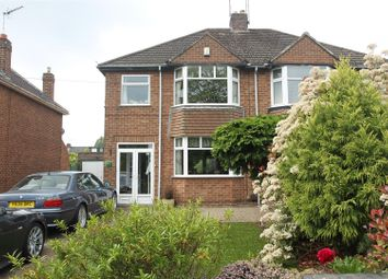 Thumbnail 3 bed semi-detached house for sale in Kenpas Highway, Finham, Coventry