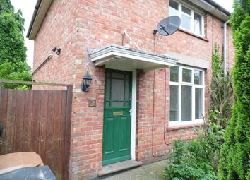 Thumbnail 2 bed end terrace house to rent in Danefield Road, Northampton, Northants