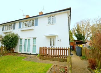 Thumbnail 2 bed flat for sale in Campden Road, South Croydon