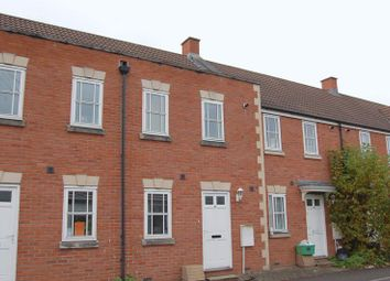 Thumbnail 2 bedroom terraced house to rent in The Archers Way, Glastonbury
