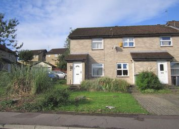 Thumbnail 3 bed end terrace house to rent in Beale Close, Danescourt, Cardiff, South Glamorgan