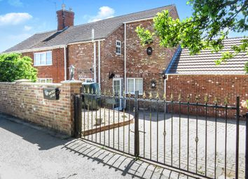Thumbnail 3 bed semi-detached house for sale in Drifters Cottage, East Heckington, Boston