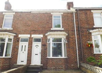 Thumbnail 2 bedroom terraced house for sale in Greenfields Road, Bishop Auckland, Durham