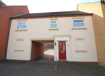 Thumbnail 2 bed maisonette for sale in Monarch Drive, Kemsley, Sittingbourne