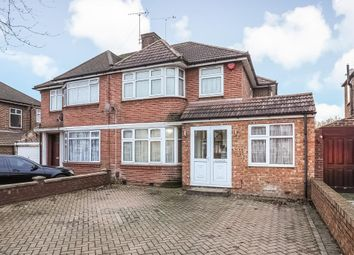 Thumbnail 4 bed semi-detached house to rent in Stanmore HA7,