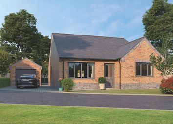 Thumbnail 3 bed detached bungalow for sale in The Sudbury, Scarsdale Green, Bolsover