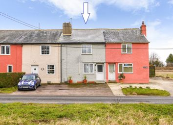 Thumbnail 2 bed terraced house for sale in Long Melford, Sudbury, Suffolk