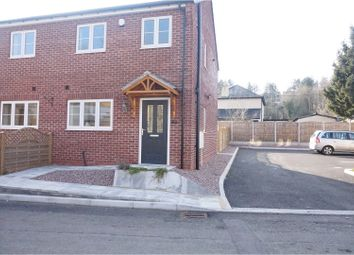 Thumbnail 3 bed semi-detached house to rent in Queens Road, Brymbo