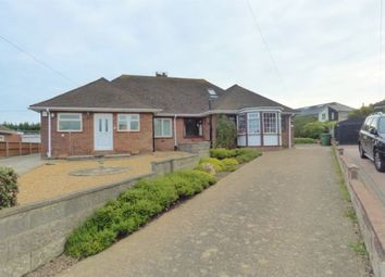Thumbnail 3 bed bungalow for sale in Weymouth Close, Folkestone