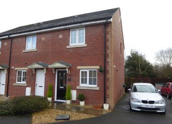 Thumbnail 2 bed property for sale in Clos Y Cudyll Coch, Broadlands, Bridgend.