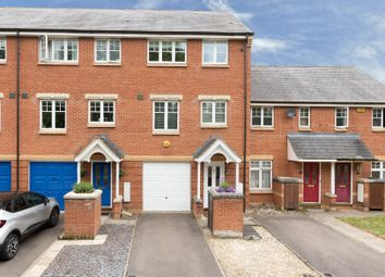 Thumbnail 3 bed town house for sale in Darnell Walk, Bicester