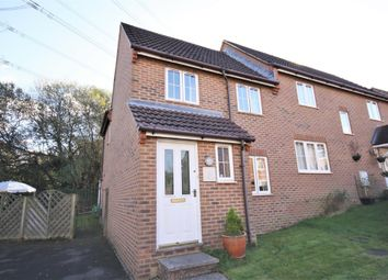 Thumbnail 3 bed semi-detached house for sale in Mollison Rise, Whiteley, Fareham