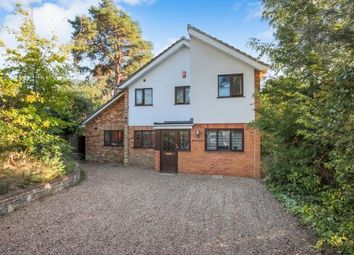 Thumbnail 3 bed detached house for sale in Lightwater, Surrey, .