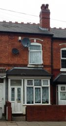 Thumbnail 3 bed terraced house for sale in Chantry Rd, Handsworth, Birmingham