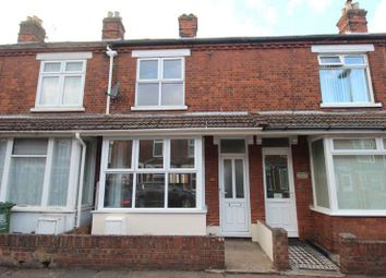 Thumbnail Terraced house for sale in Alderson Road, Great Yarmouth