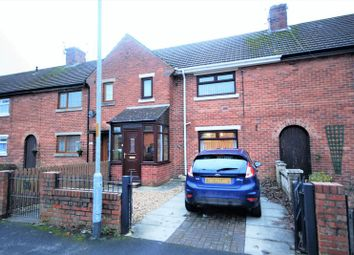 Thumbnail 3 bed terraced house for sale in Grange Court, Morpeth