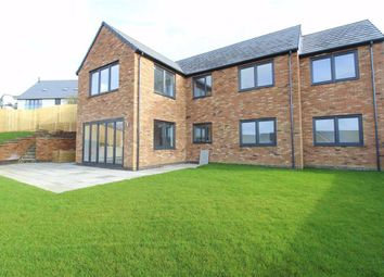 Thumbnail 4 bed detached house for sale in Ewart Close, Long Buckby, Northampton
