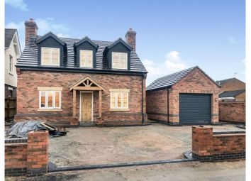 4 bed detached bungalow for sale in Station Street, Whetstone, Leicester LE8