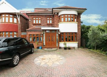 Thumbnail 5 bed property for sale in Lord Avenue, Clayhall, Ilford