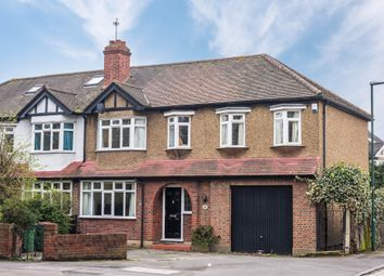 Thumbnail 4 bed end terrace house for sale in London Road, Wallington