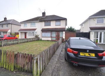 Thumbnail 3 bed semi-detached house to rent in Twickenham Drive, Moreton, Wirral