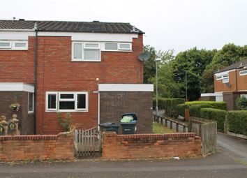 Thumbnail 3 bedroom end terrace house for sale in Little Clover Close, Birmingham