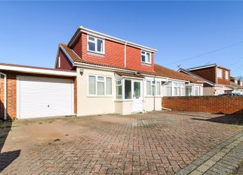 Fairview Avenue, Wigmore, Kent ME8. 5 bed bungalow for sale